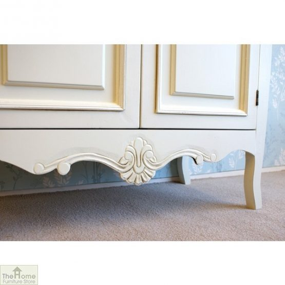 Devon 2 Drawer 2 Door Sideboard_5