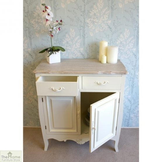 Devon 2 Drawer 2 Door Sideboard_7
