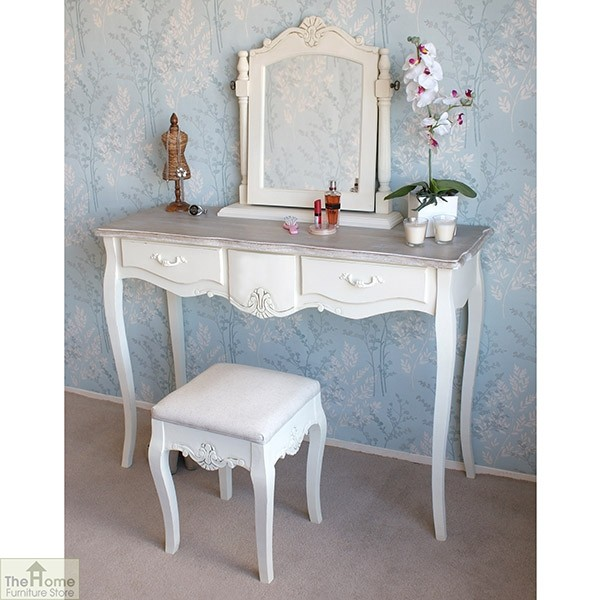 Casamoré Devon 3 Drawer Dressing Table Set_1