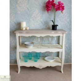 Devon 2 Shelf Console Table_1
