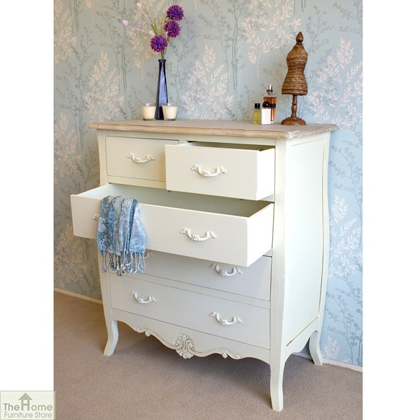 Devon 5 Drawer Chest_4