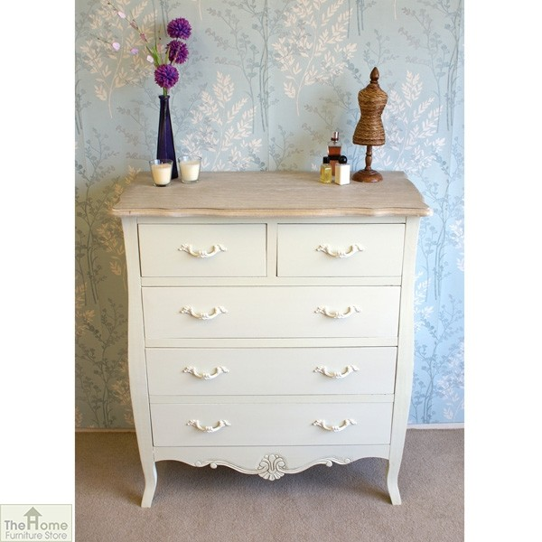 Devon 5 Drawer Chest_2