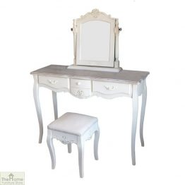 Casamoré Devon 3 Drawer Dressing Table Set