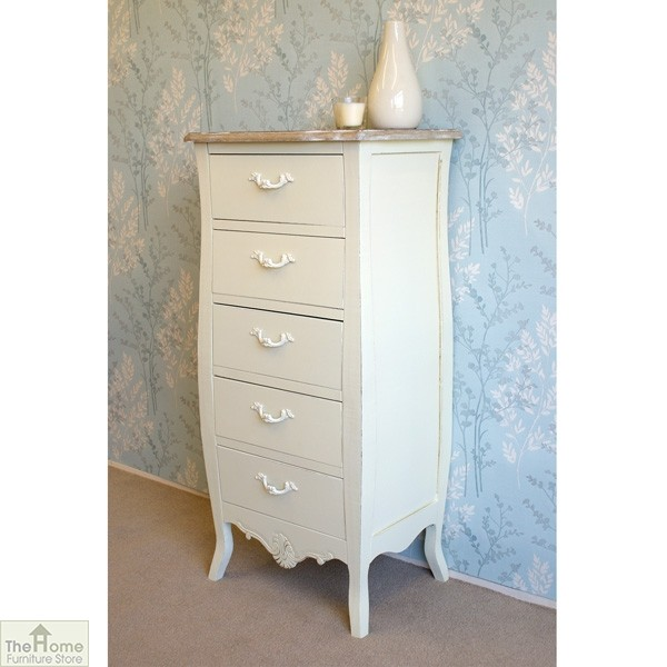 Devon 5 Drawer Tallboy_2