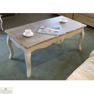 Devon Shabby Chic Coffee Table_1