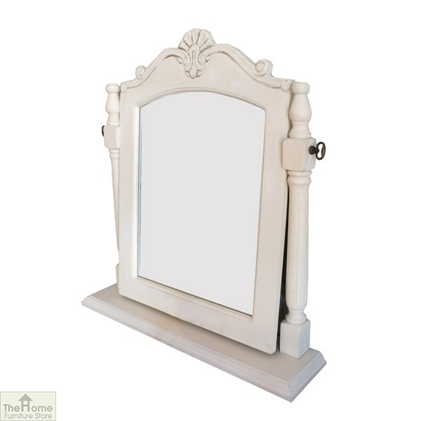 Devon Swivel Dressing Table Mirror