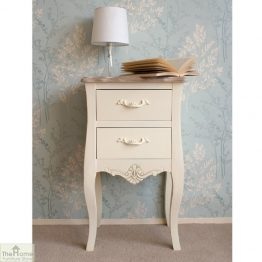 Devon 2 Drawer Bedside Unit_1