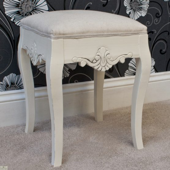 Devon Dressing Table Stool_2