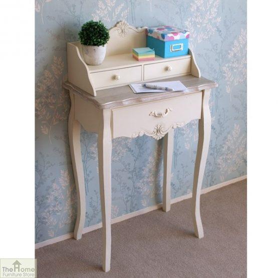 Devon 3 Drawer Writing Desk_2