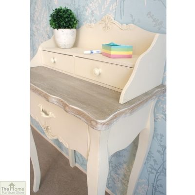 Devon 3 Drawer Writing Desk_5