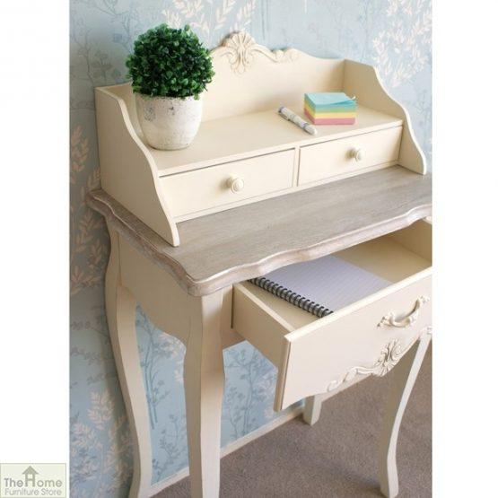Devon 3 Drawer Writing Desk_4