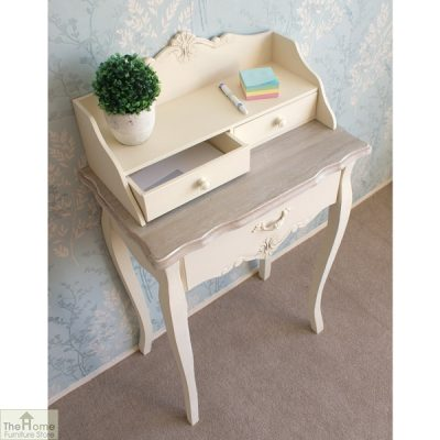 Devon 3 Drawer Writing Desk_3