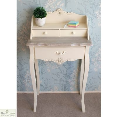 Devon 3 Drawer Writing Desk_1