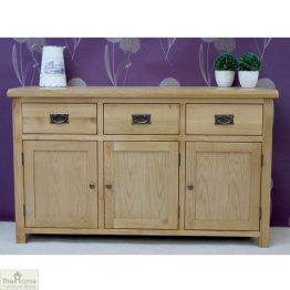 Farmhouse 3 Drawer 3 Door Sideboard_1
