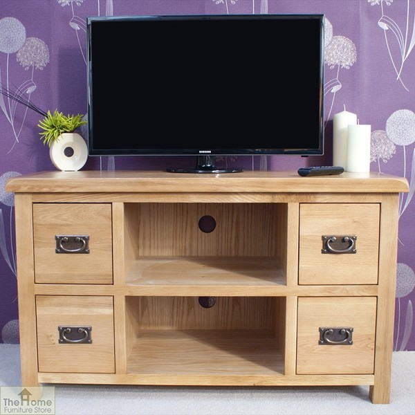 Farmhouse 4 drawer tv unit home furniture in eastbourne Home furniture outlet uk