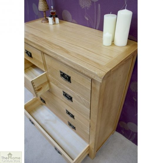 Farmhouse 7 Drawer Chest_5