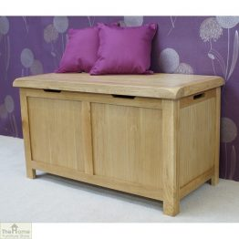 Farmhouse Oak Blanket Box_1