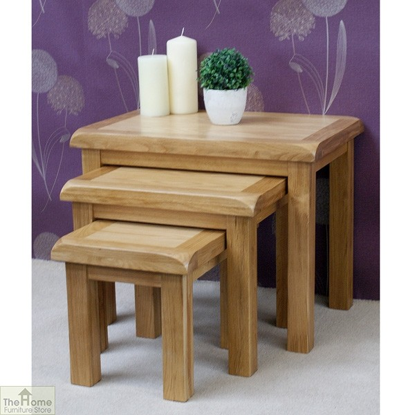 Farmhouse Oak Nest 3 Tables_2