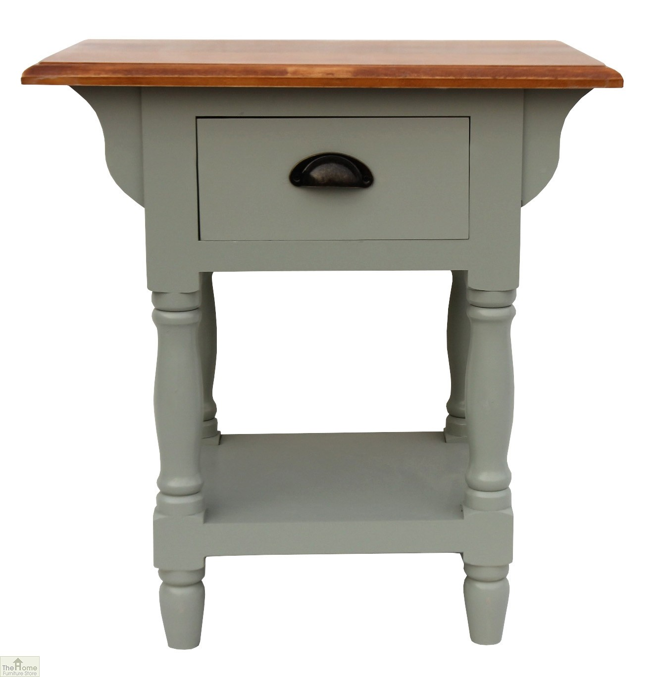 Casamoré Henley 1 Drawer Lamp Table