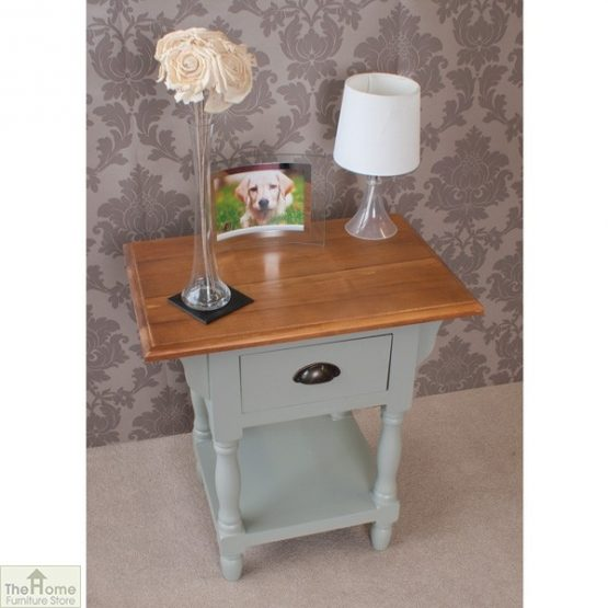 Casamoré Henley 1 Drawer Lamp Table_3