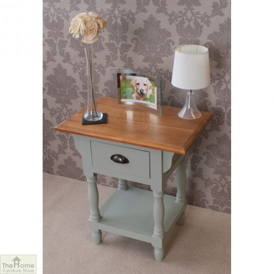 Casamoré Henley 1 Drawer Lamp Table_4