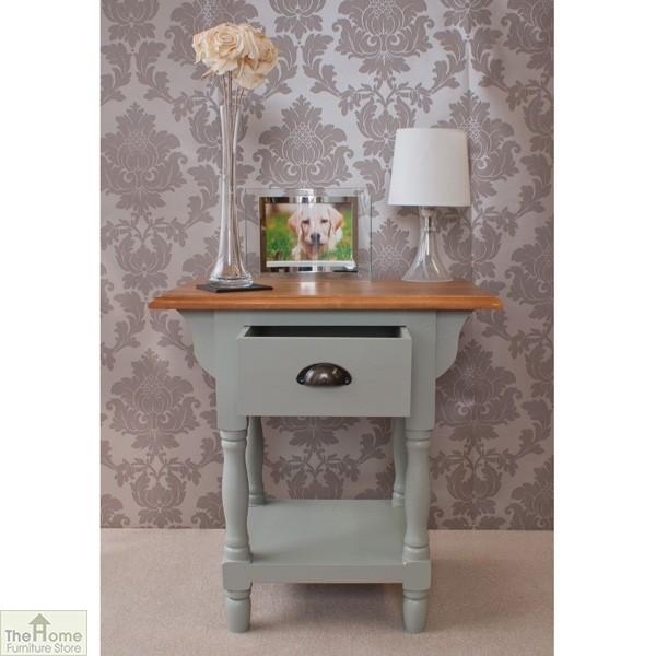 Casamoré Henley 1 Drawer Lamp Table_7