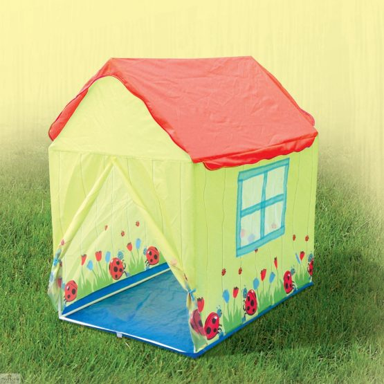 Ladybird House Play Tent_4