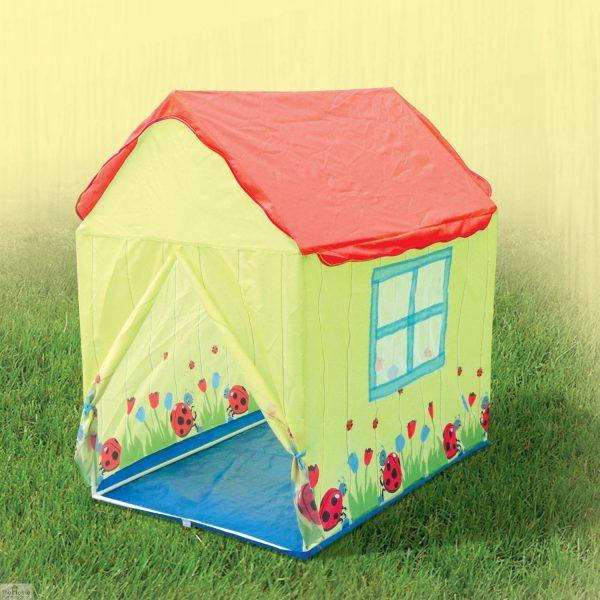 Ladybird House Play Tent_4