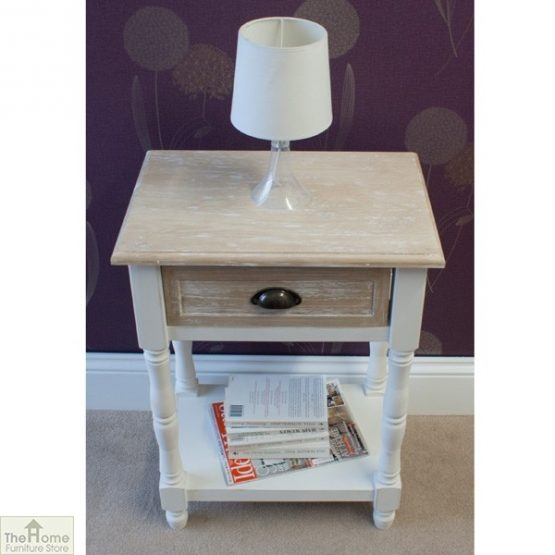 Cotswold Side Lamp Table_5
