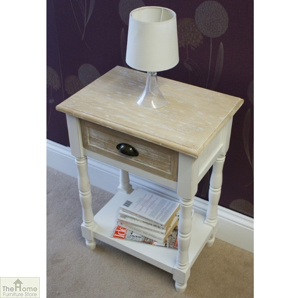 Cotswold Side Lamp Table_7
