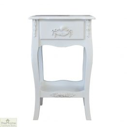 Limoges 1 Drawer Lamp Table