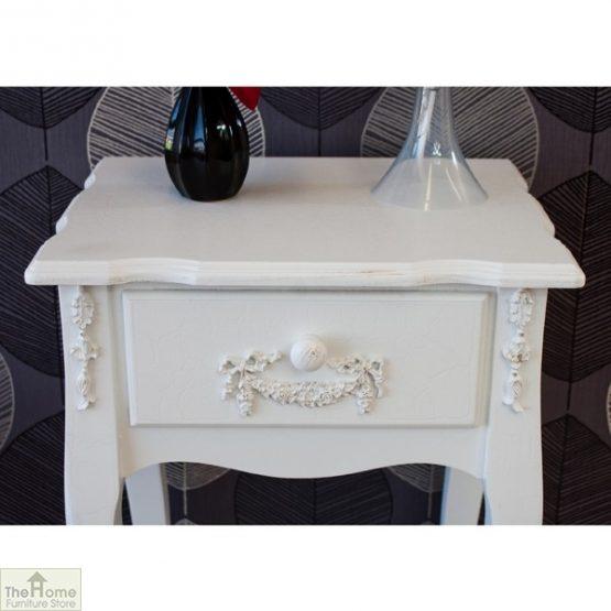 Limoges 1 Drawer Lamp Table_12