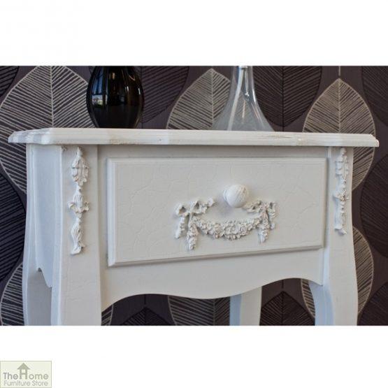 Limoges 1 Drawer Lamp Table_13