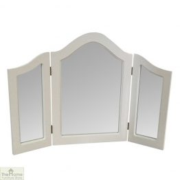 Limoges Triple Dressing Table Mirror