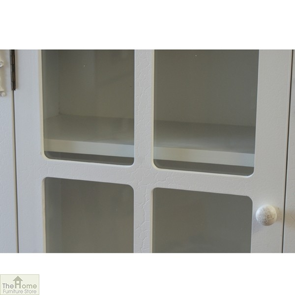 Limoges 2 Drawer Display Cabinet_7