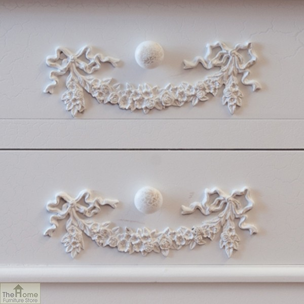 Limoges 2 Drawer Display Cabinet_10