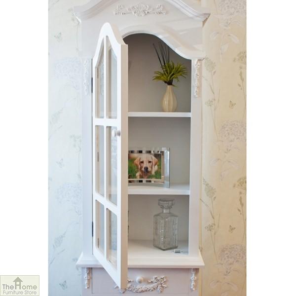 Limoges 2 Drawer Display Cabinet_12