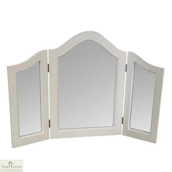 Limoges Triple Dressing Table Mirror_2