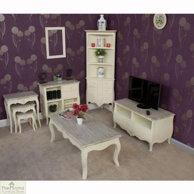 Devon Shabby Chic Nest of Tables_4