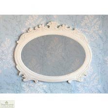 Casamoré Devon Oval Wall Mirror
