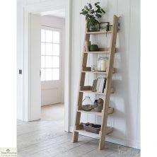 Hambledon Small Oak Shelf Ladder