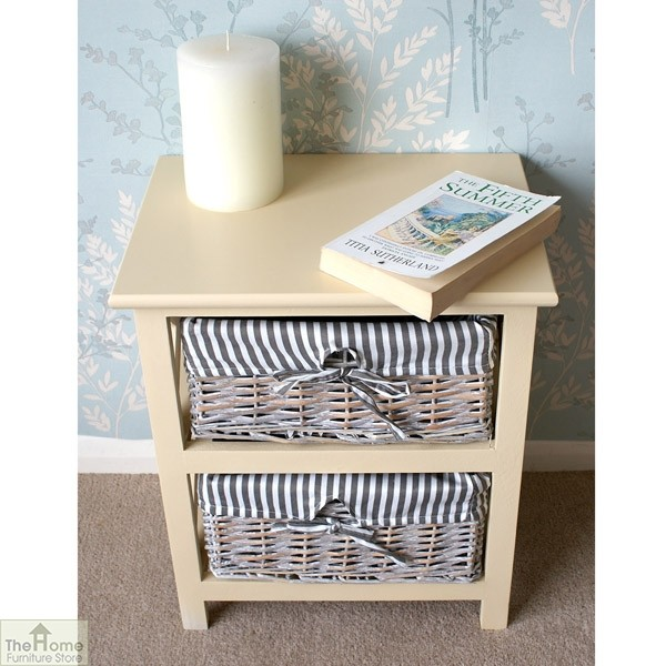 Selsey 2 Drawer Wicker Storage Unit_2