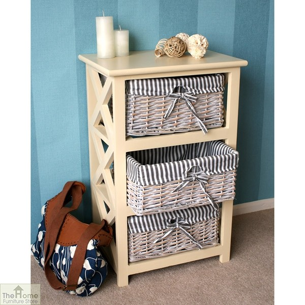 Selsey 3 Drawer Wicker Storage Unit_3
