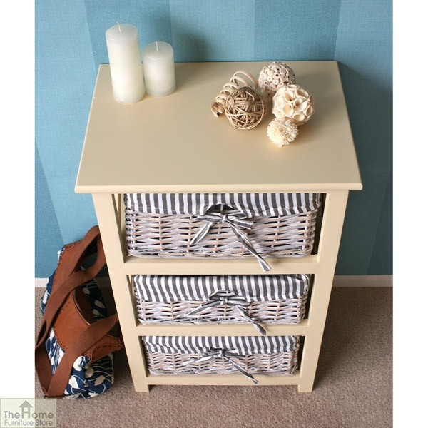 Selsey 3 Drawer Wicker Storage Unit_4