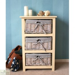 Selsey 3 Tier Drawer Storage Unit_1