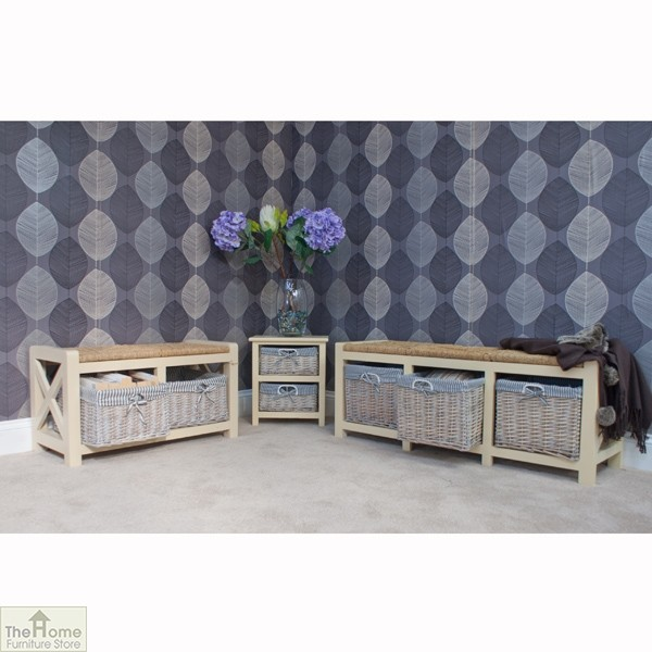 Selsey Wicker 2 Seater Storage Bench_5