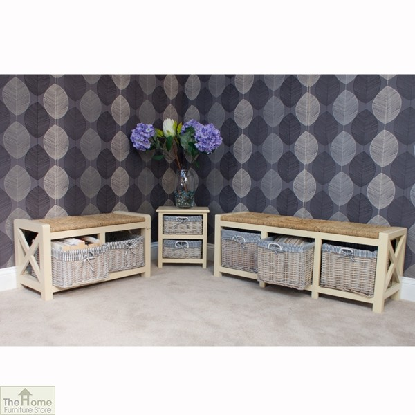 Selsey Wicker 2 Seater Storage Bench_6
