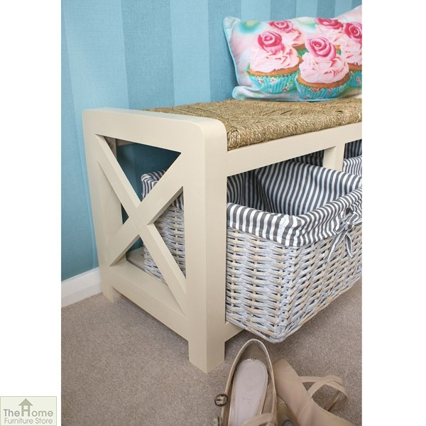 Selsey Wicker 2 Seater Storage Bench_3