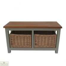 Henley 2 Drawer Storage Bench