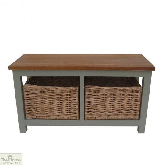 Henley 2 Drawer Storage Bench